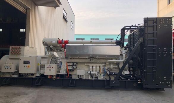 CCF Series Diesel Generator Sets