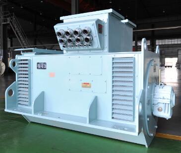 HFC/J系列低压发电机